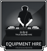 DJ Equipment Hire Packages
