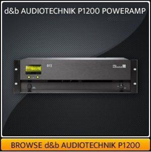 D12 AMP HIRE